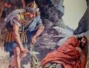 js57_He spared Sauls life - CE Brock