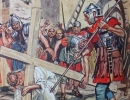js57_Jesus was led forth to be crucified - HM Brock