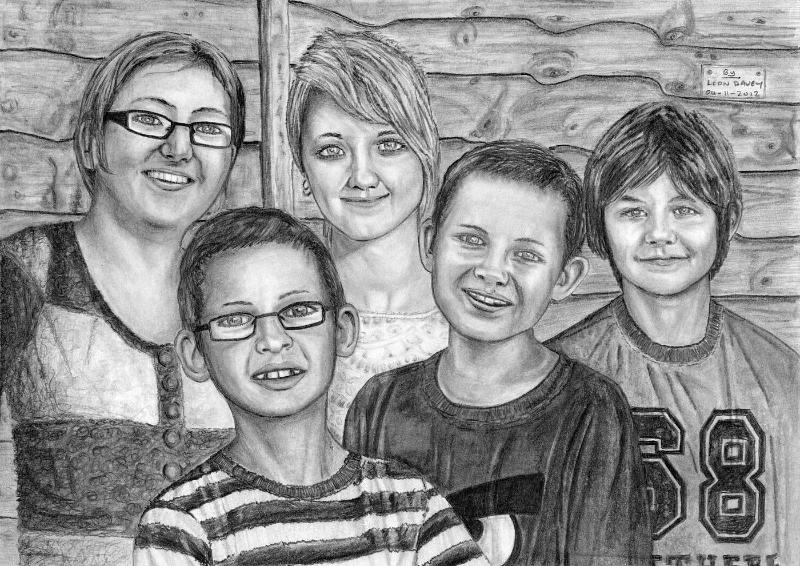 Auntie Pam's Grandchildren 041211