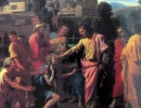 js57_Christ healing the blind of Jericho - Nicholas Poussin