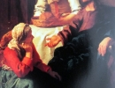 js57_Christ in the house of Martha and Mary - Jan Vermeer