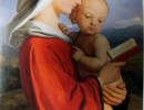 js57_The Madonna and Child - William Dyce