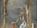 js57_I thirst vinegar given to Jesus
