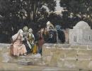 js57_Pharisees and Herodians conspire against Jesus