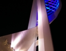 Spinnaker at Night