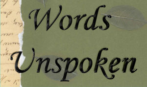 WordsUnspoken